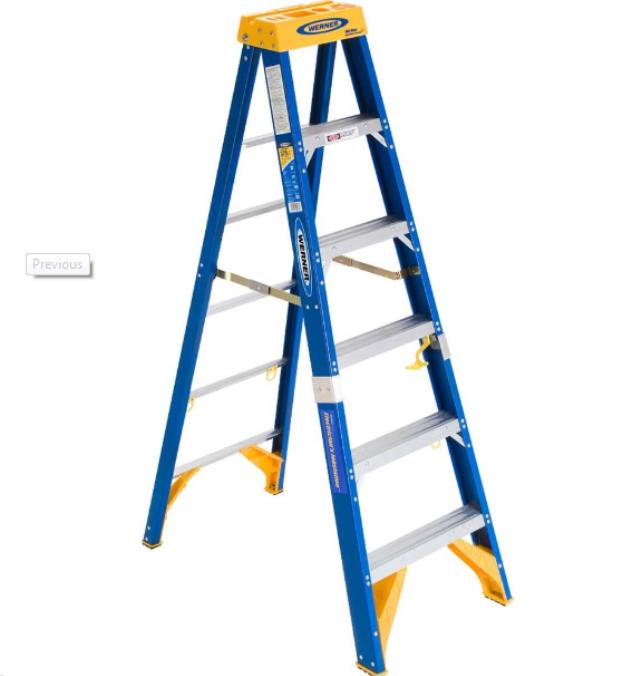 Where to find 8 ft. Step Ladder in Cornelius