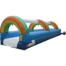 Where to find INFLATABLE SLIP N SLIDE SINGLE LANE in Cornelius