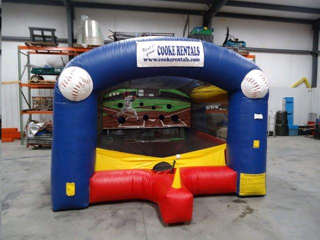 Where to find INFLATABLE HOMERUN BASEBALL GAME in Cornelius