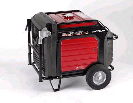Where To Rent 6500 GENERATOR HONDA SUPER QUIET In Cornelius North Carolina,  Mooresville, Davidson