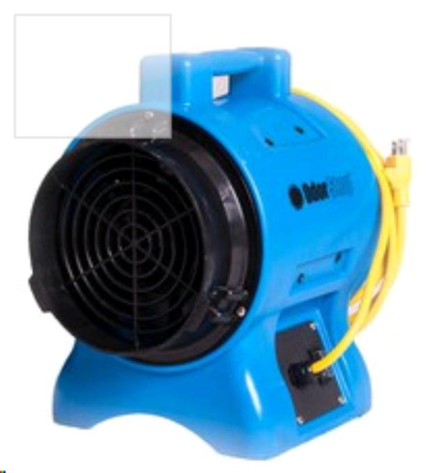 Where to find 12 INCH AXIAL BLOWER in Cornelius