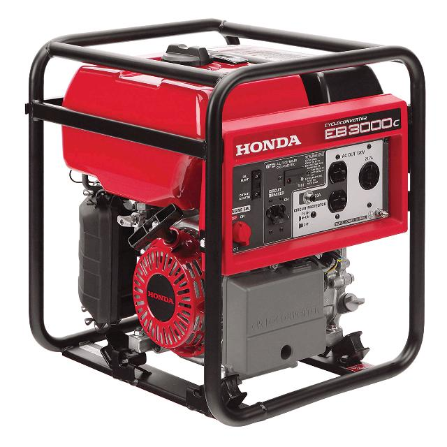 Where to find 3000 WATT GENERATOR HONDA in Cornelius