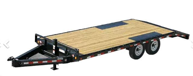 Where to find TRAILER 8 X16  DECK-OVER W RAMPS in Cornelius