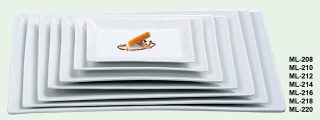 Where to find PLATTER RECTANGLE  WHITE 14X9 in Cornelius