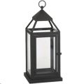 Where to rent LANTERN METAL BLACK 14.5 H in Cornelius NC