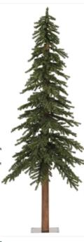 Where to rent TREE 8FT NATURAL ALPINE CHRISTMAS TREE in Cornelius NC