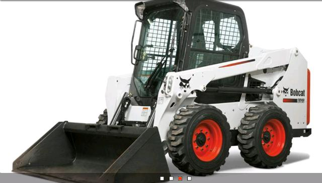 Where to find BOBCAT S510 SKIDSTEER in Cornelius