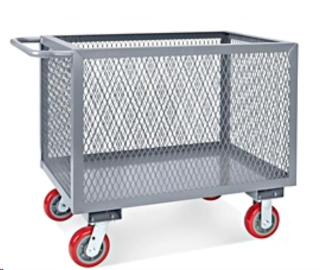 Where to find CART STEEL BOX 48 x30 x34 in Cornelius