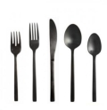 Where to rent BRUSHED BLACK FLATWARE in Cornelius NC
