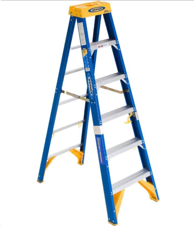 Where to find 6 ft. Step Ladder in Cornelius
