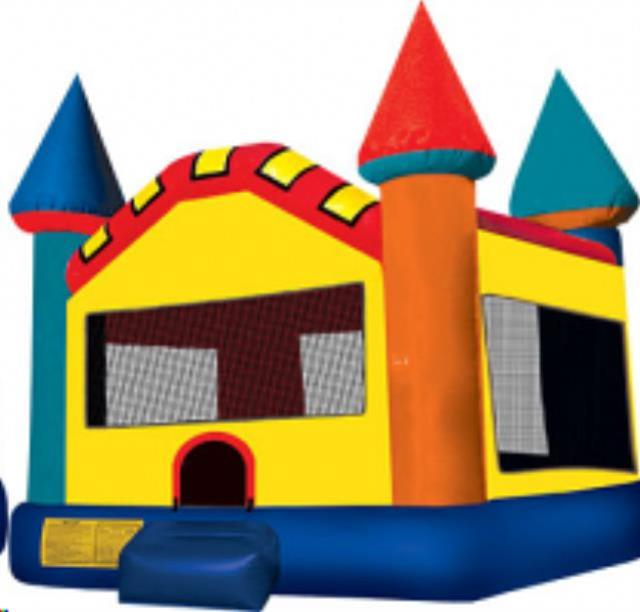 Where to find INFLATABLE BOUNCE CASTLE 14X13 in Cornelius