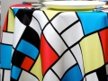Rental store for MONDRIAN PRINT LINEN in Cornelius NC