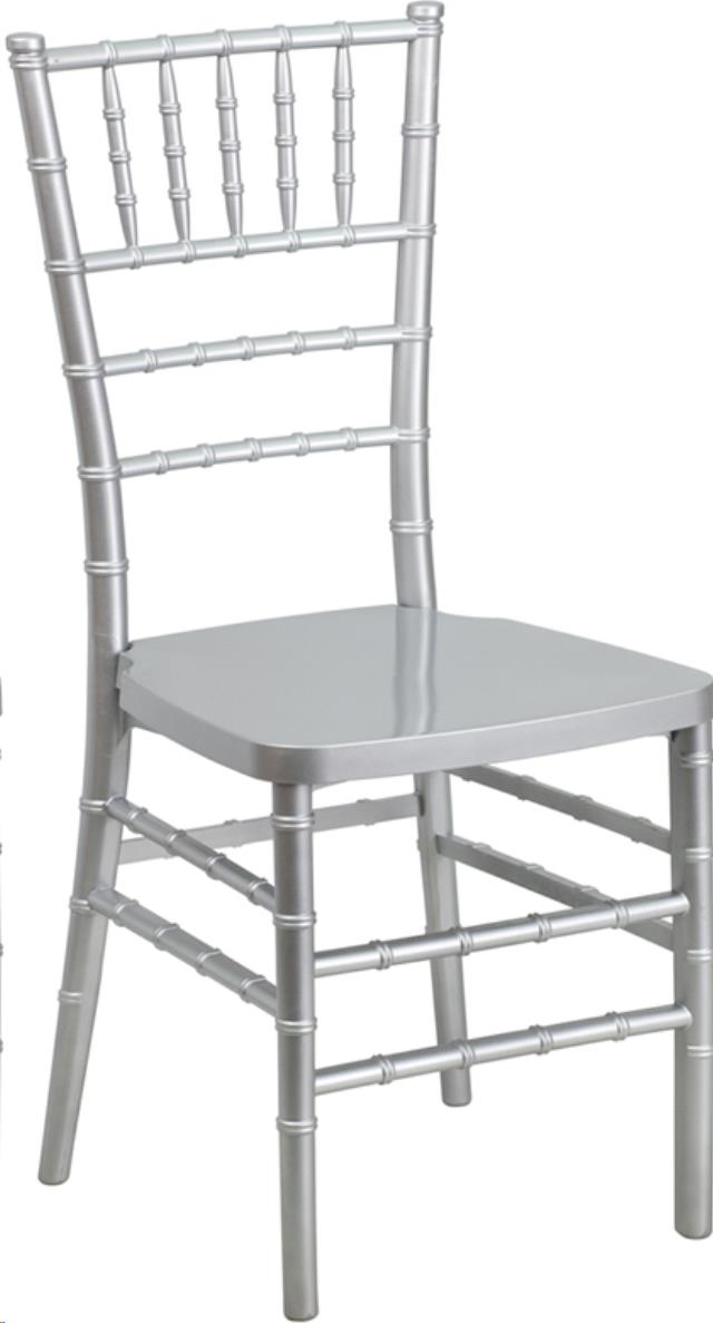 Where to find CHAIR CHIAVARI SILVER RESIN in Cornelius