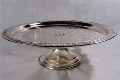 Where to rent SILVER FOOTED CAKE STAND in Cornelius NC