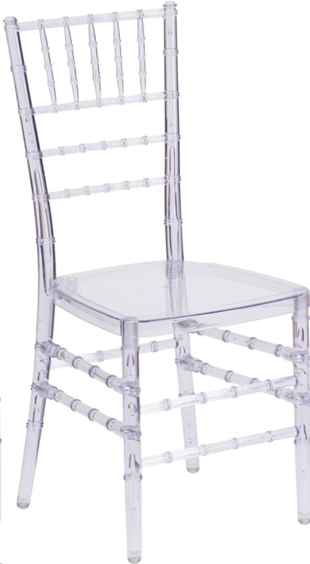 Where to find CHAIR CHIAVARI CRYSTAL ICE in Cornelius