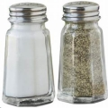 Rental store for SALT   PEPPER CLEAR GLASS in Cornelius NC