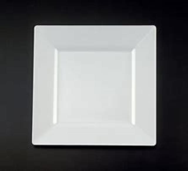 Where to find PLATTER SQUARE  WHITE 11.5x11.5 in Cornelius