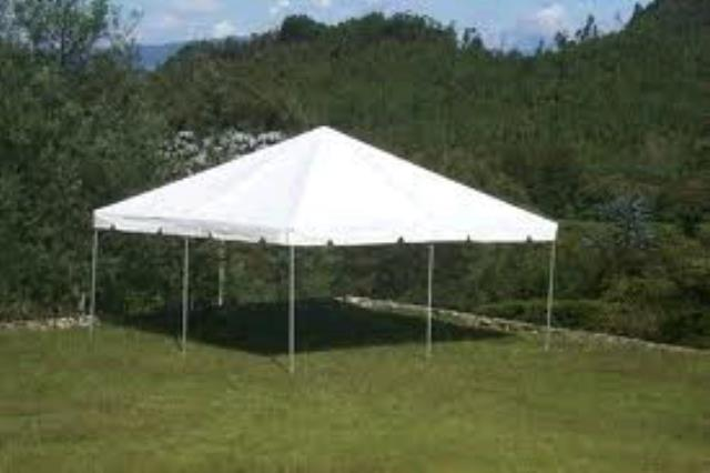 Where to find 15 X15  WHITE STANDARD FRAME TENT in Cornelius