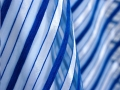 Rental store for ORGANZA CHENILLE STRIPE LINENS in Cornelius NC