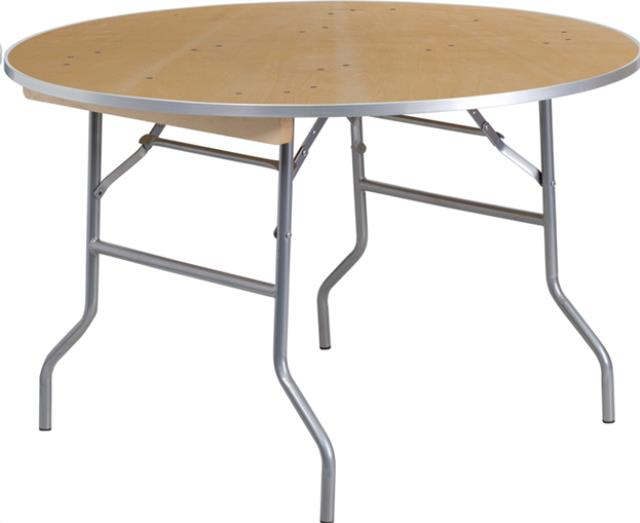 Where to find 4FT ROUND TABLE in Cornelius