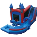 Rental store for INFLATABLE JUMP N SPLASH W POOL in Cornelius NC
