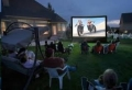 Where to rent OUTDOOR MOVIE PACKAGE in Cornelius NC