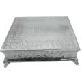 Where to rent CAKE STAND 18x18 SQUARE in Cornelius NC