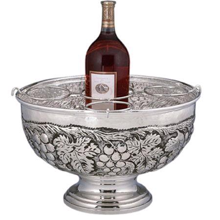 Where to find SILVER WINE COOLER in Cornelius
