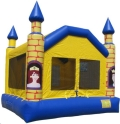 Rental store for INFLATABLE BUBBA S CASTLE 15X15 in Cornelius NC