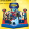 Where to rent INFLATABLE SPIDERMAN 15X16 in Cornelius NC