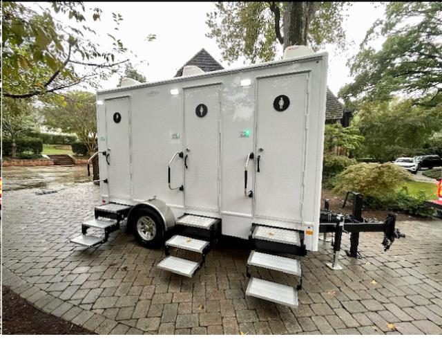 Where to find ELITE RESTROOM TRAILER in Cornelius