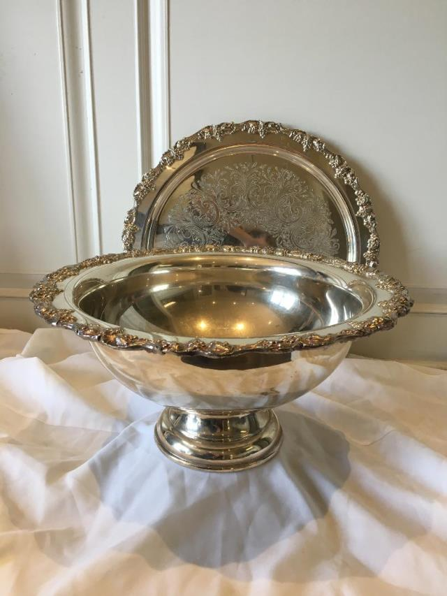 Where to find PUNCH BOWL SILVER 3GAL in Cornelius