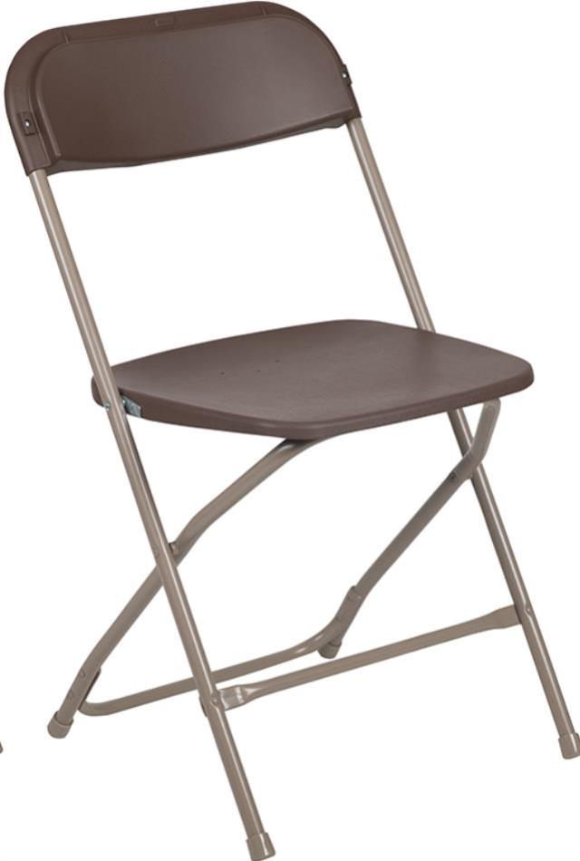 Where to find FOLDING CHAIR BROWN in Cornelius