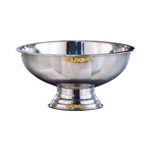 Where to find BOWL W  GOLD TRIM 3GL in Cornelius