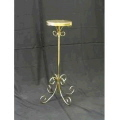 Where to rent FLOWER STAND BRASS ADJUSTABLE in Cornelius NC