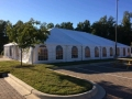 Rental store for 50x80 White Hip-ended Future Tent in Cornelius NC