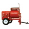 Where to rent MORTAR MIXER 7CU FT 5.5HP in Cornelius NC