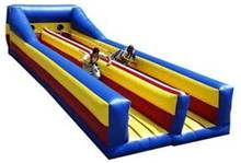 Where to find INFLATABLE BUNGEE RUN 32 in Cornelius