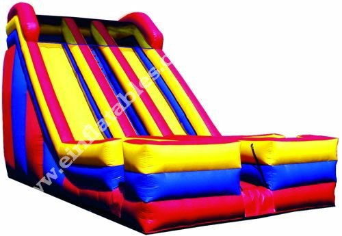 Where to find INFLATABLE 2 LANE SLIDE 18 in Cornelius