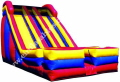 Where to rent INFLATABLE 2 LANE SLIDE 18 in Cornelius NC