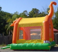 Where to rent INFLATABLE JUMPASAURUS BOUNCE 15 in Cornelius NC