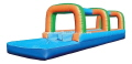 Where to rent INFLATABLE SLIP-n-SPLASH 2 LANE in Cornelius NC