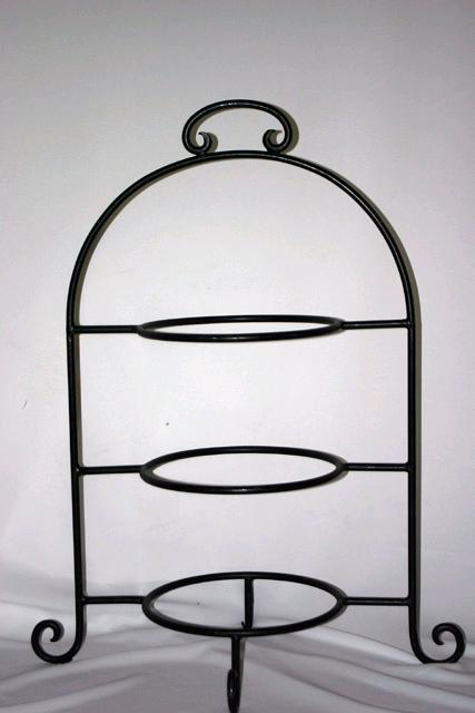 Where to find 3TIER WRGHT IRON STAND in Cornelius