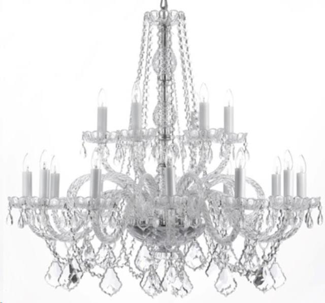 Where to find CHANDELIER, CRYSTAL in Cornelius