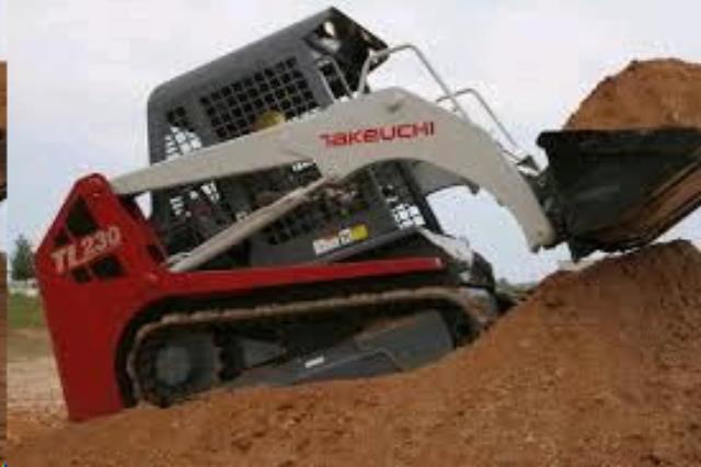 Where to find TRACK LOADER TL230R in Cornelius