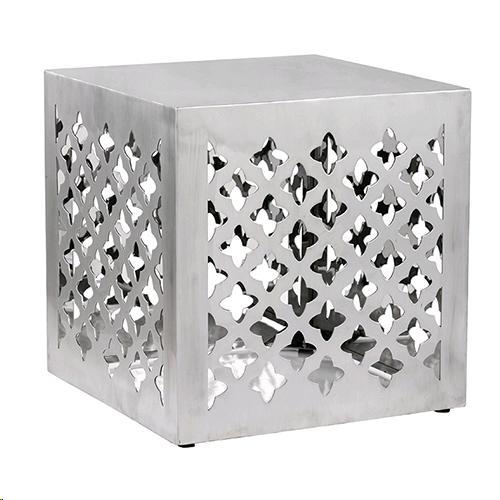 Where to find SIDE TABLE CUTOUT CUBE in Cornelius